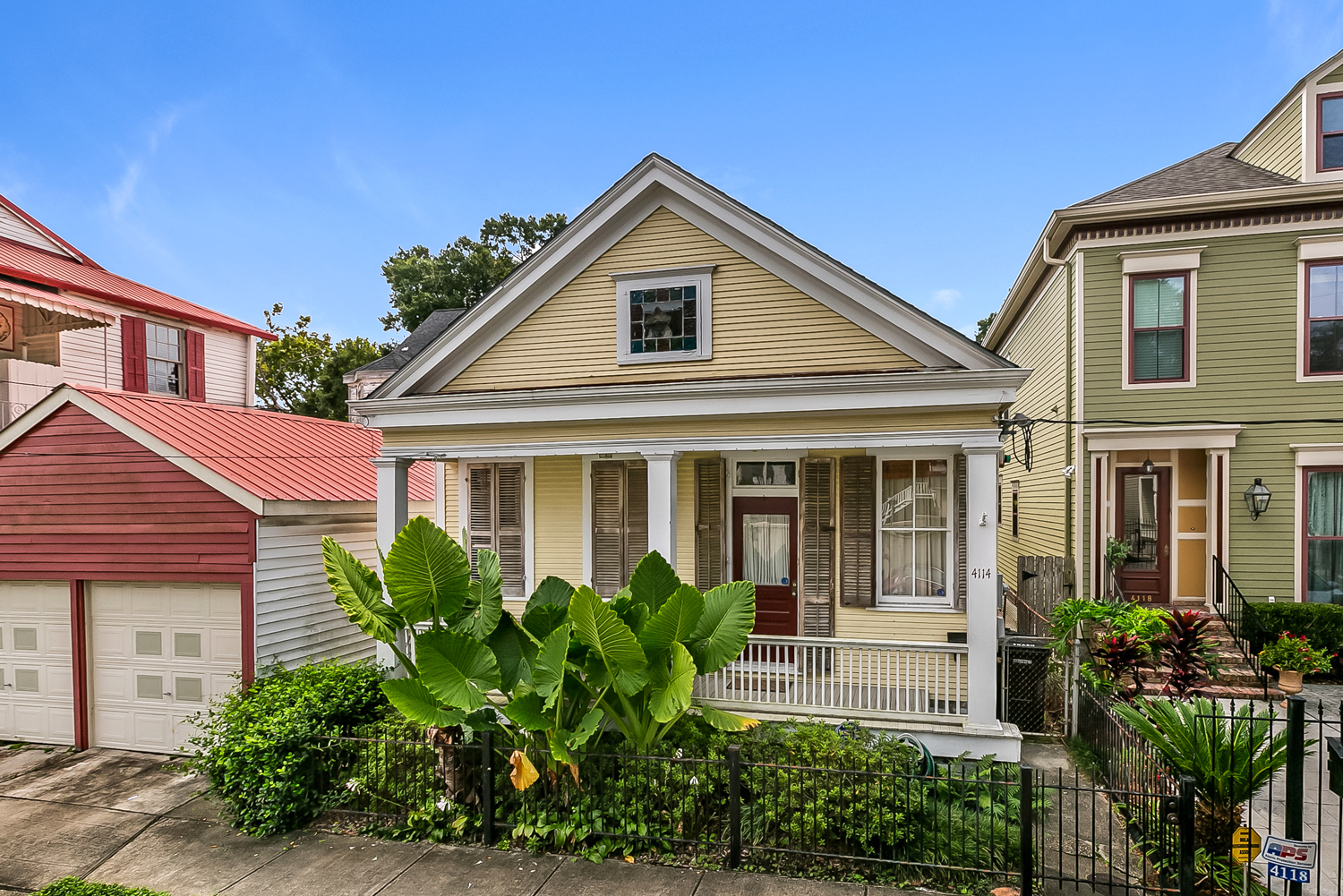 Uptown, House, 2 beds, 1.5 baths, $3000 per month New Orleans Rental - devie image_0