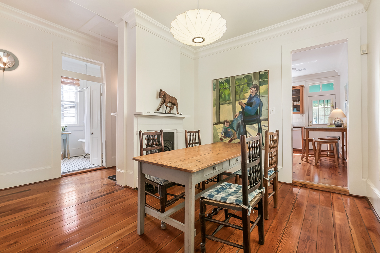 Uptown, House, 2 beds, 1.5 baths, $3000 per month New Orleans Rental - devie image_3
