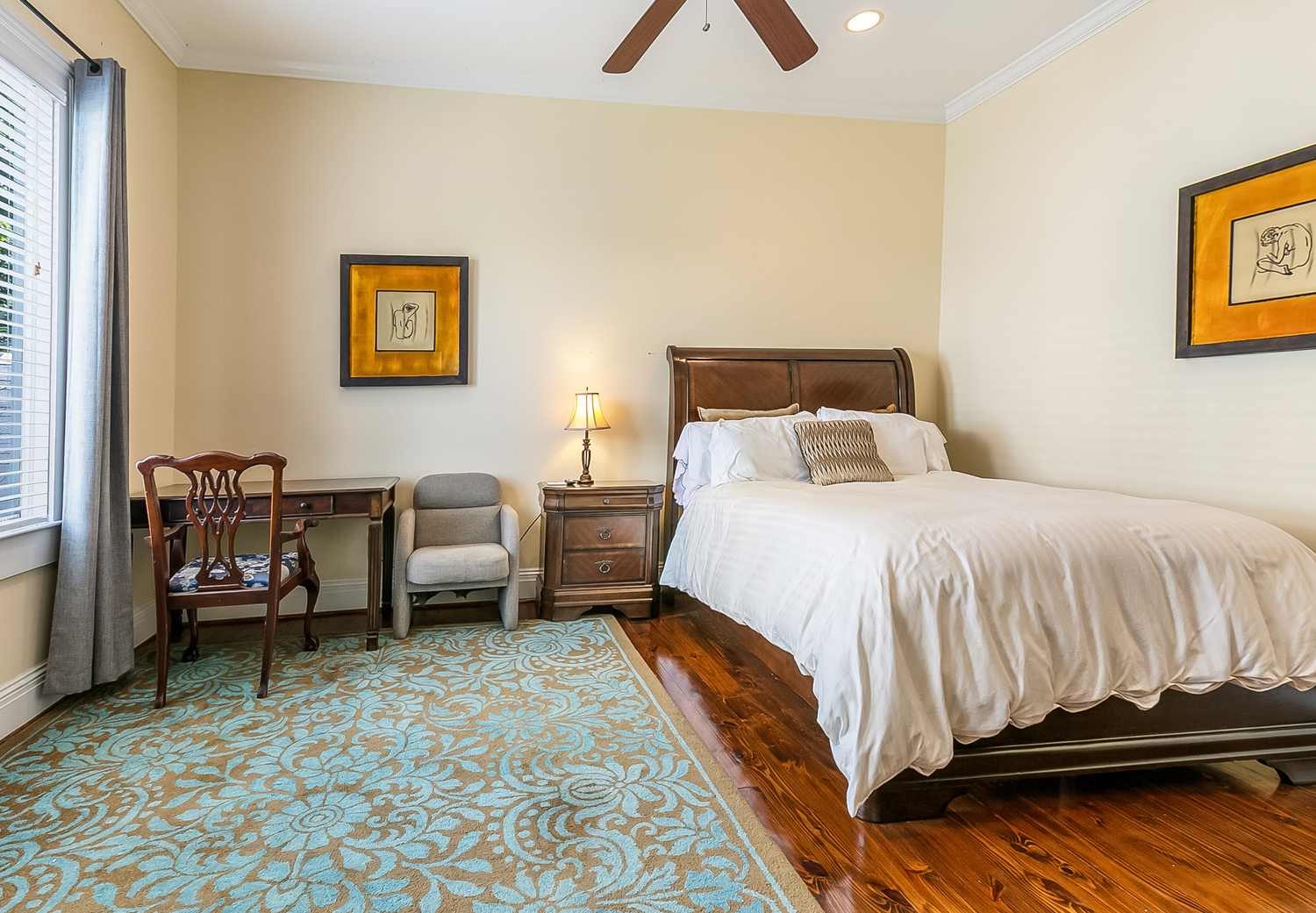 Garden District, House, 2 beds, 2.5 baths, $3500 per month New Orleans Rental - devie image_8