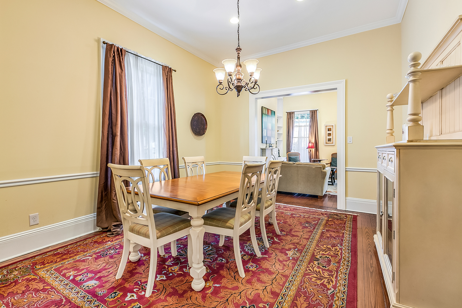 Garden District, House, 2 beds, 2.5 baths, $3500 per month New Orleans Rental - devie image_2