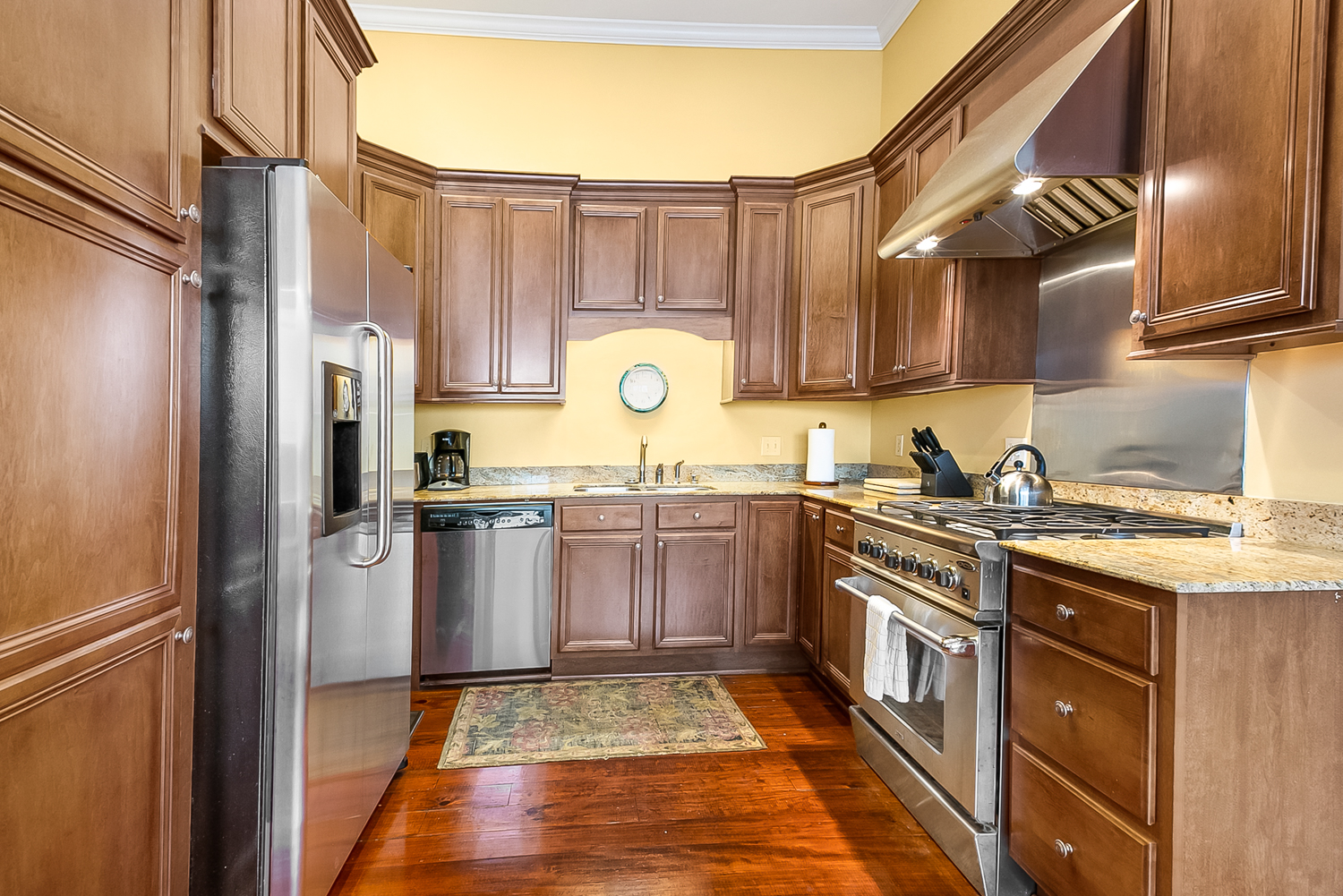 Garden District, House, 2 beds, 2.5 baths, $3500 per month New Orleans Rental - devie image_3