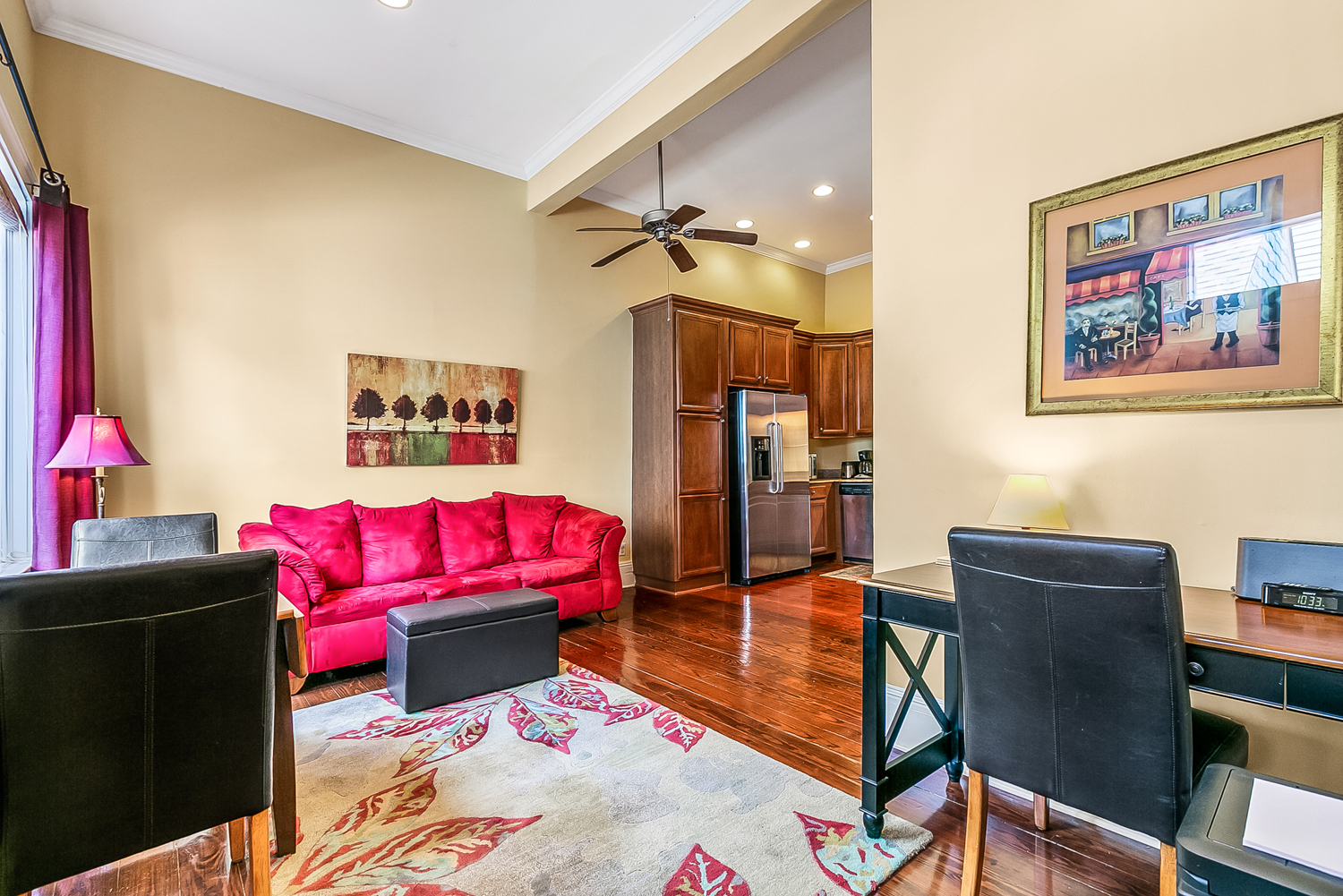 Garden District, House, 2 beds, 2.5 baths, $3500 per month New Orleans Rental - devie image_4