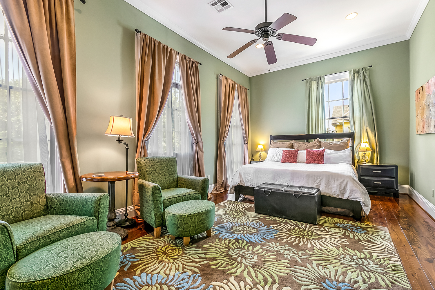 Garden District, House, 2 beds, 2.5 baths, $3500 per month New Orleans Rental - devie image_6