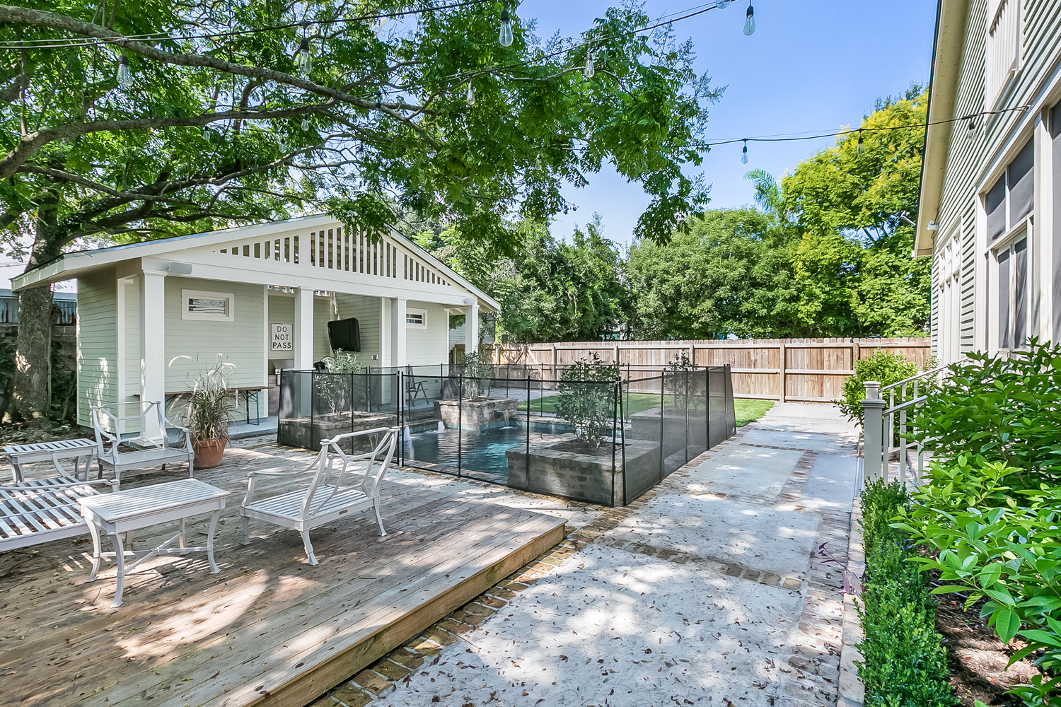 Uptown, House, 5 beds, 4.5 baths, $18000 per month New Orleans Rental - devie image_23