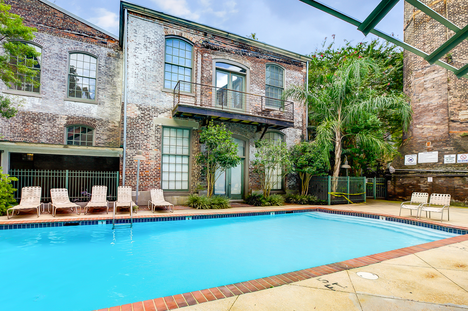 CBD/Warehouse District/South Market, Condo, 3 beds, 2.0 baths, $5000 per month New Orleans Rental - devie image_15