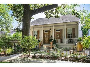 Fabulous Uptown 4 bedroom 2 story compound available as a furnished corporate rental! 19th century Creole Cottage has been seamlessly blended with a newer French Quarter style addition to create an amazing home with 3 private bedrooms suites plus 4th bedroom/study, beautifully landscaped grounds & off-street parking. Comfortable & spacious living areas include elegant living & dining rooms, fully equipped kitchen plus huge great room with 2nd kitchen. Has been featured in multiple publications.