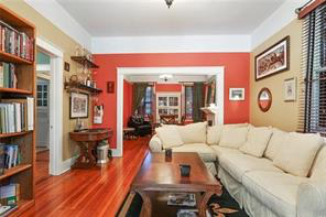 Uptown, House, 2 beds, 1.0 baths, $2500 per month New Orleans Rental - devie image_1