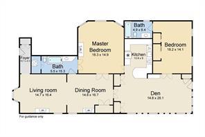 Garden District, Apartment, 2 beds, 2.0 baths, $3800 per month New Orleans Rental - devie image_9