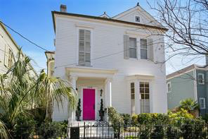 Furnished, all inclusive rental in sought after Garden District location with off street parking. Enjoy all of the great shops and restaurants that Magazine St. has to offer just a few steps away, plus only a few blocks to St. Charles Ave. parade route! This unit features period architectural details, wood floors, high ceilings, 2 beds and 2 full baths, large living spaces. Short-term available!