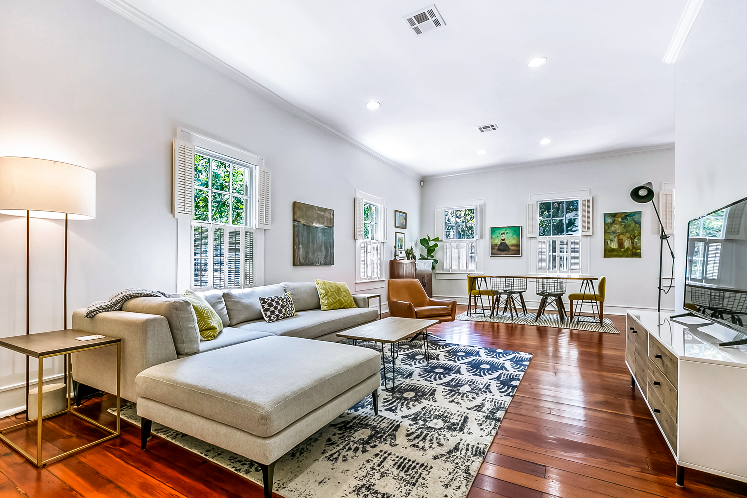 Garden District, House, 2 beds, 2.0 baths, $5000 per month New Orleans Rental - devie image_0