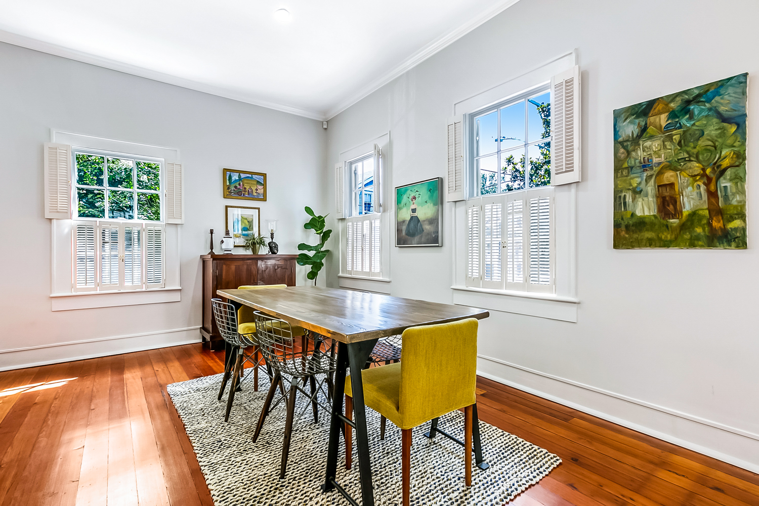 Garden District, House, 2 beds, 2.0 baths, $5500 per month New Orleans Rental - devie image_4
