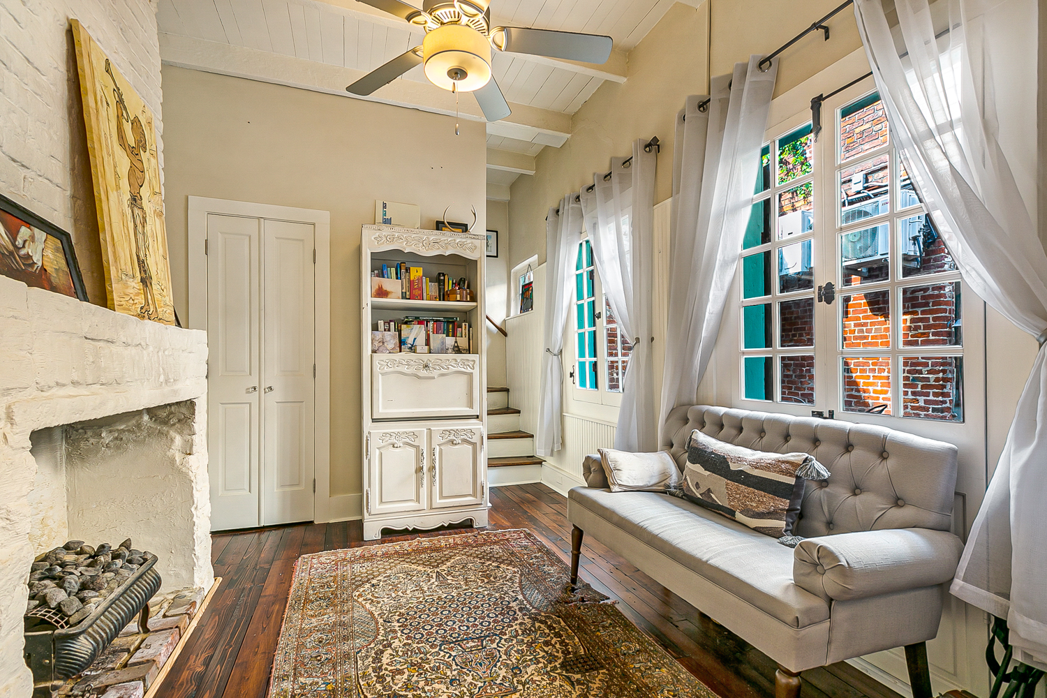 French Quarter, Condo, 1 beds, 2.0 baths, $2400 per month New Orleans Rental - devie image_6