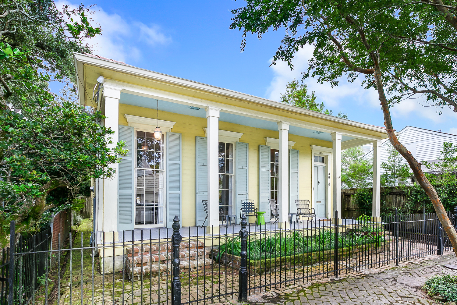 Garden District, House, 2 beds, 2.0 baths, $4000 per month New Orleans Rental - devie image_0