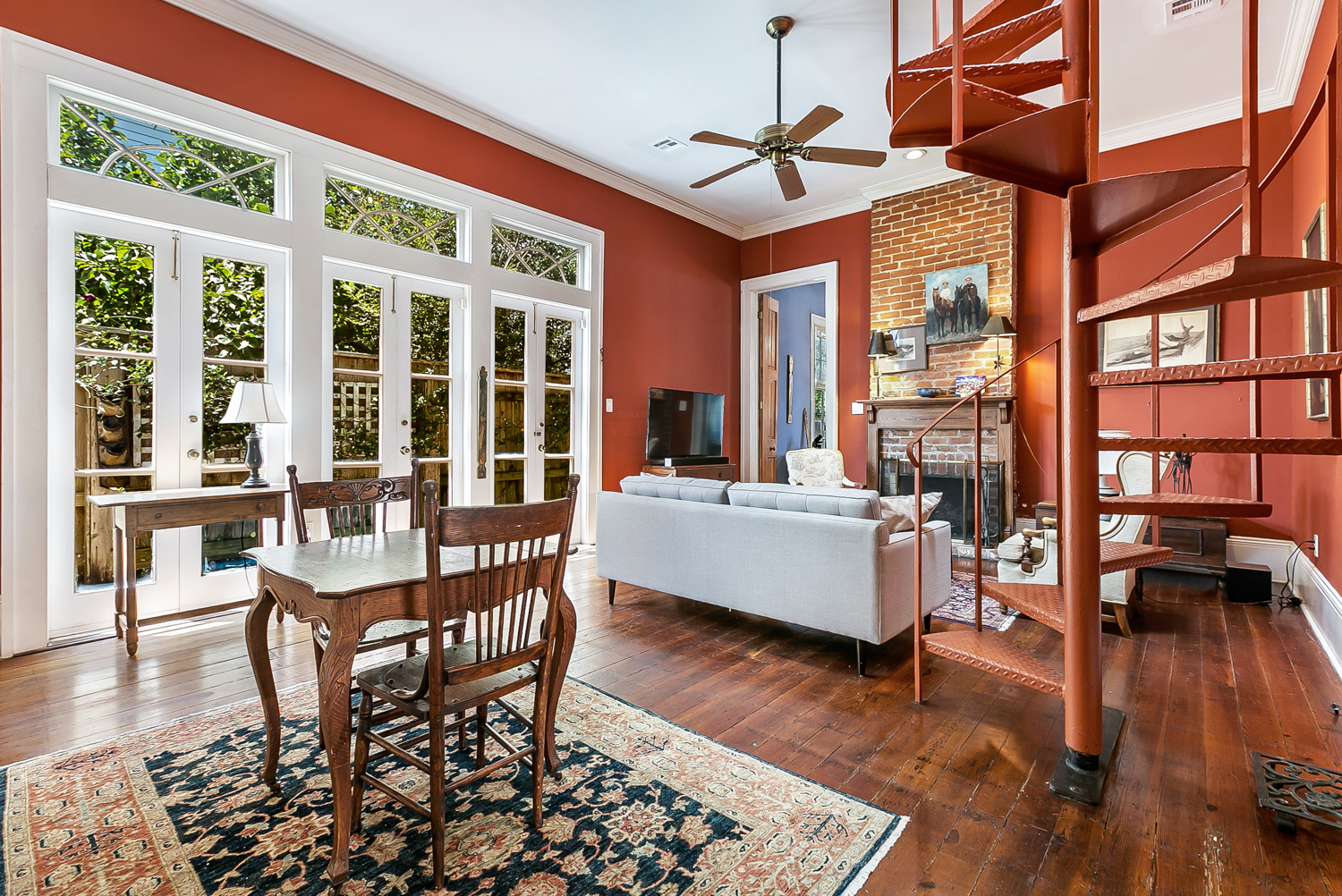 Garden District, House, 2 beds, 2.0 baths, $4000 per month New Orleans Rental - devie image_12