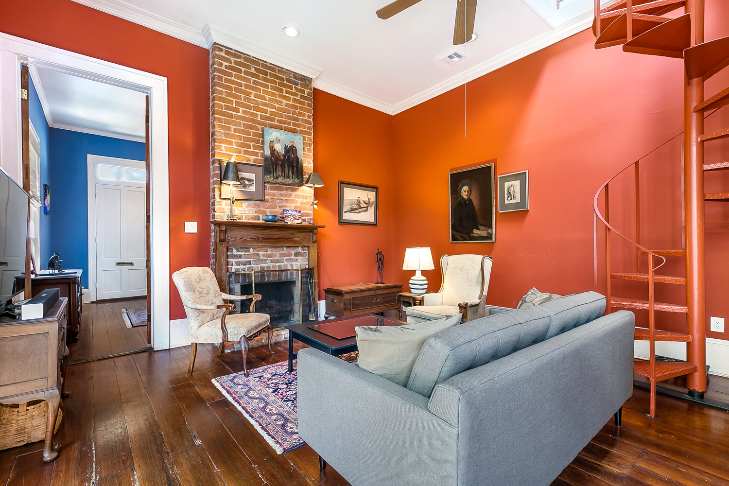 Garden District, House, 2 beds, 2.0 baths, $4000 per month New Orleans Rental - devie image_14