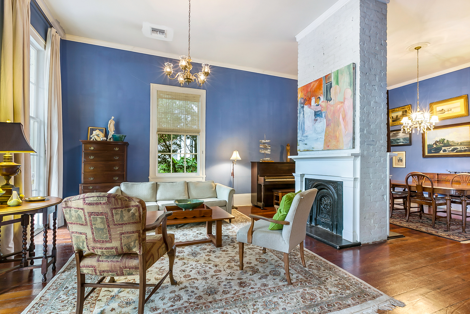 Garden District, House, 2 beds, 2.0 baths, $4000 per month New Orleans Rental - devie image_1