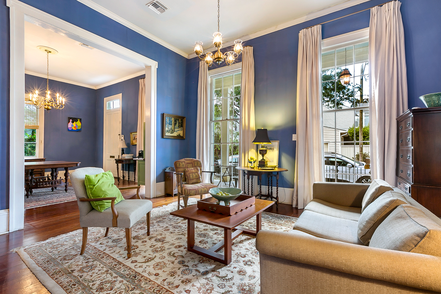 Garden District, House, 2 beds, 2.0 baths, $4000 per month New Orleans Rental - devie image_2