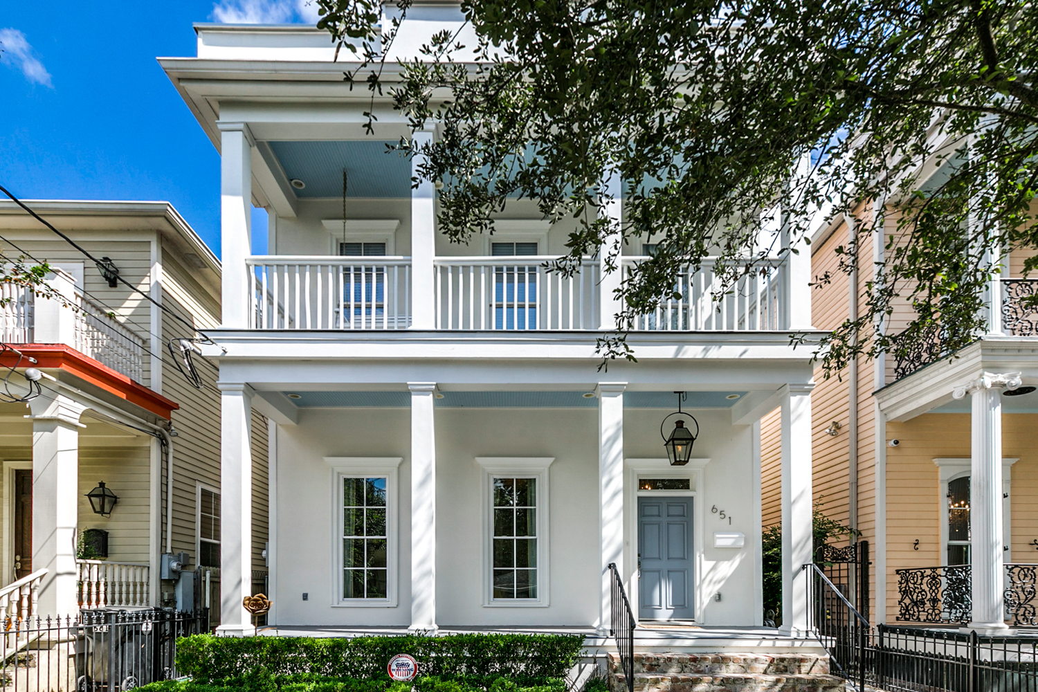 Uptown, House, 3 beds, 2.5 baths, $8000 per month New Orleans Rental - devie image_0