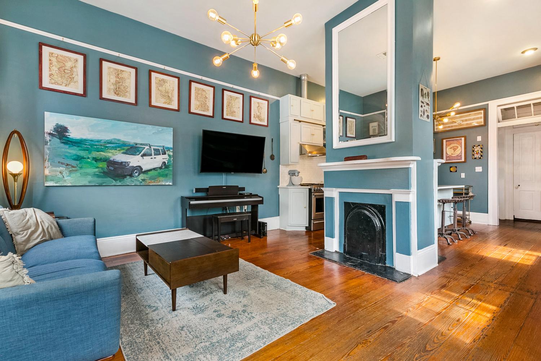 Irish Channel, House, 2 beds, 1.0 baths, $3000 per month New Orleans Rental - devie image_1