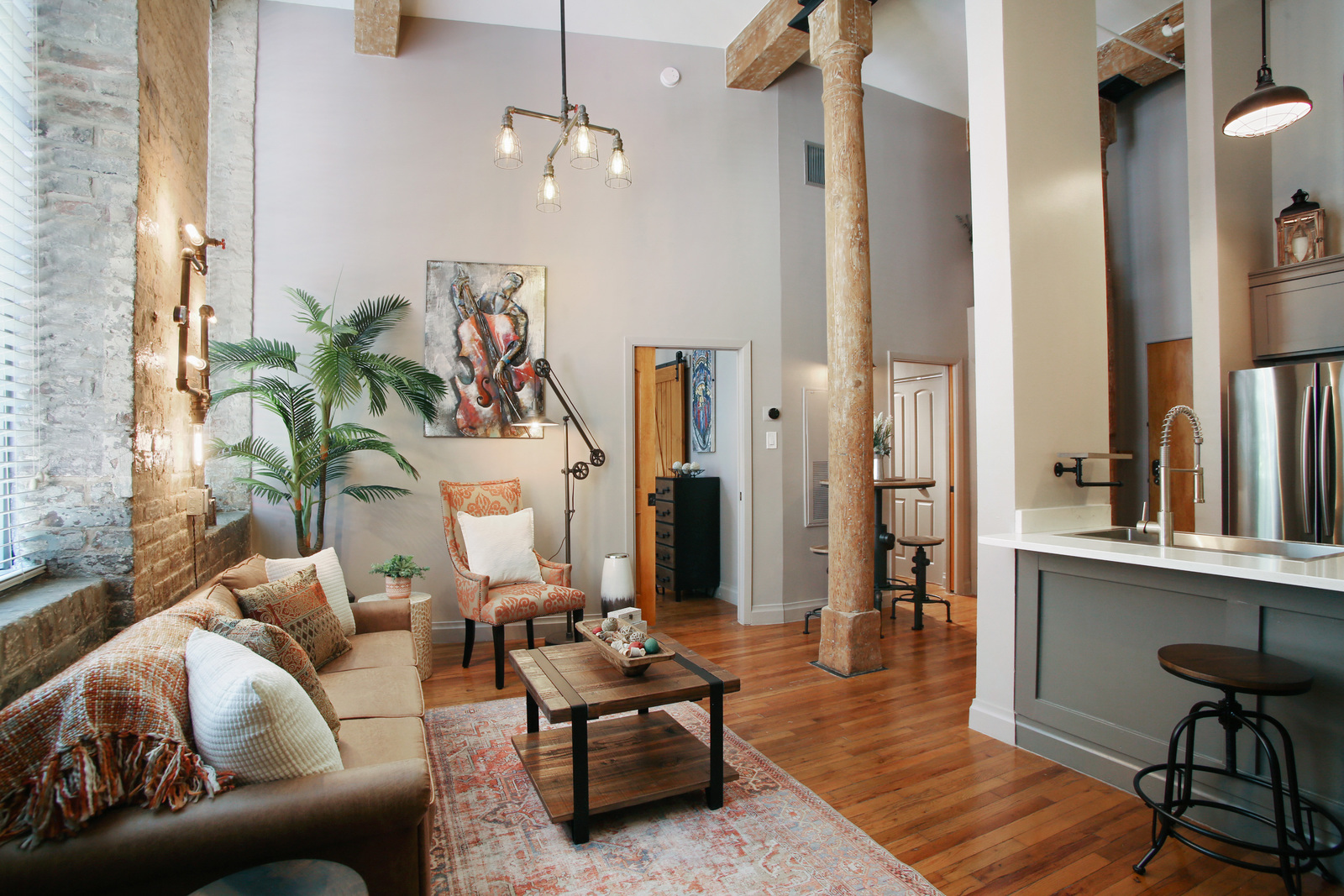 CBD/Warehouse District/South Market, Condo, 1 beds, 1.0 baths, $2800 per month New Orleans Rental - devie image_3
