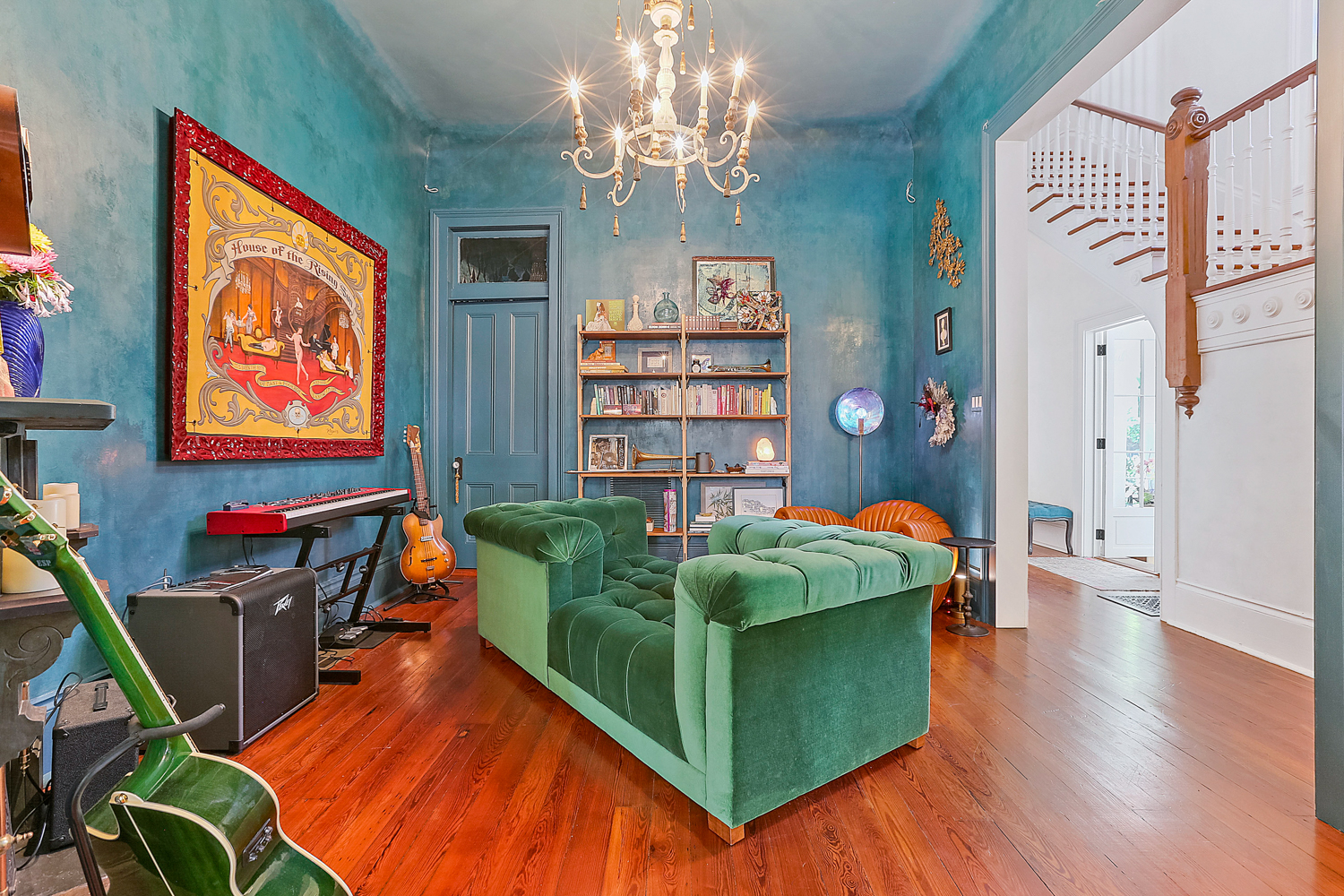Uptown, House, 4 beds, 3.5 baths, $15000 per month New Orleans Rental - devie image_9