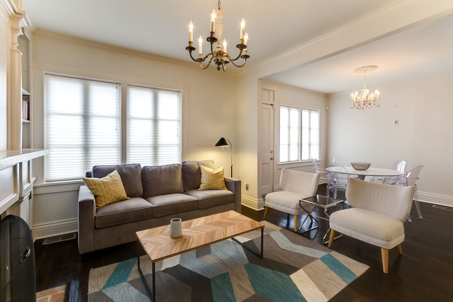 Uptown, House, 2 beds, 1.5 baths, $3300 per month New Orleans Rental - devie image_1