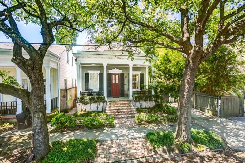 Garden District, House, 3 beds, 2.5 baths, $5000 per month New Orleans Rental - devie image_0