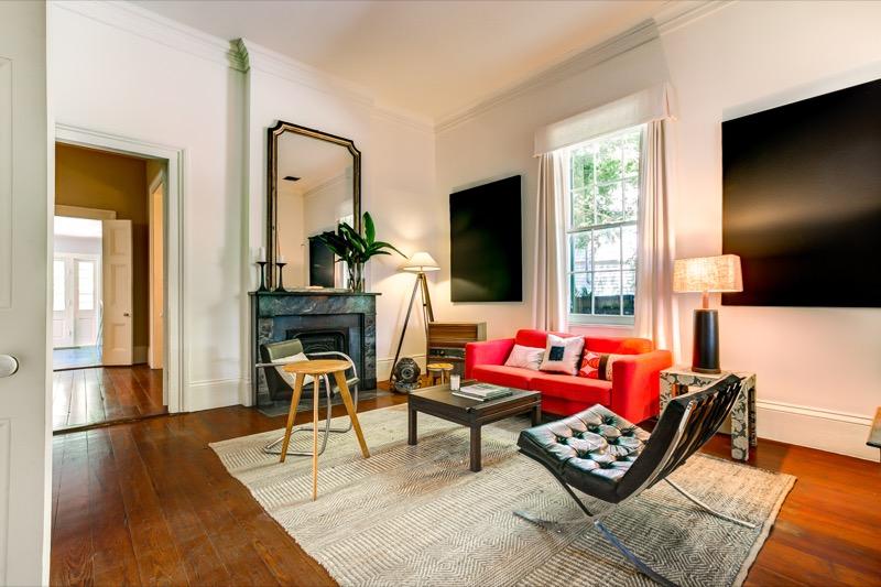 Garden District, House, 3 beds, 2.5 baths, $5000 per month New Orleans Rental - devie image_1