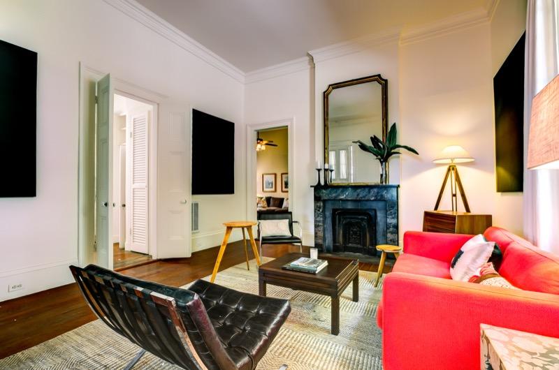 Garden District, House, 3 beds, 2.5 baths, $5000 per month New Orleans Rental - devie image_2